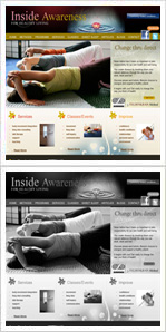 Inside Awarness - Urban Web Design Inc
